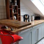 küche im 2. og